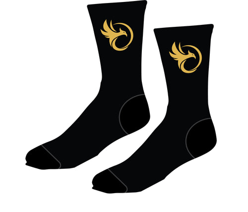 Emersion Crossfit Sublimated Socks - 5KounT2018