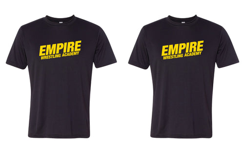 Empire Wrestling Dryfit Shirt Package - Black - 5KounT2018