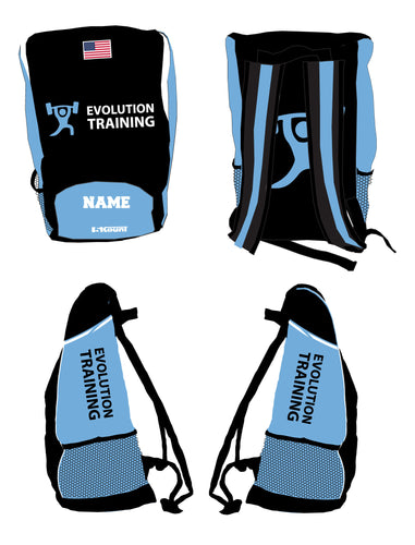 Evolution Sublimated Backpack - 5KounT2018