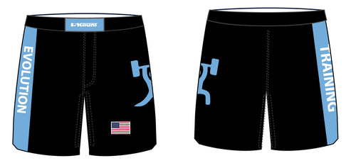 Evolution Sublimated Fight Shorts - 5KounT2018