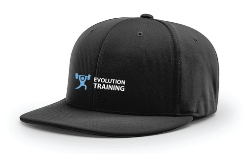 Evolution Flexfit Cap - Black - 5KounT2018
