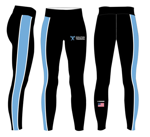 Evolution Sublimated Women's Leggings - 5KounT2018