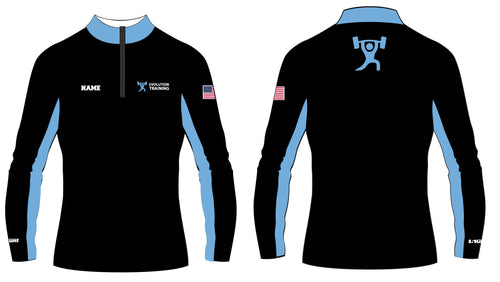 Evolution Sublimated Quarter Zip - 5KounT2018