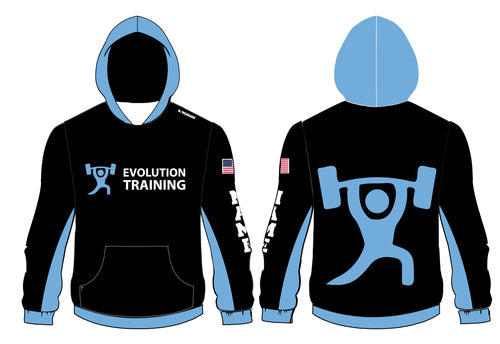Evolution Sublimated Hoodie - 5KounT2018