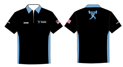 Evolution Sublimated Polo Shirt - 5KounT2018