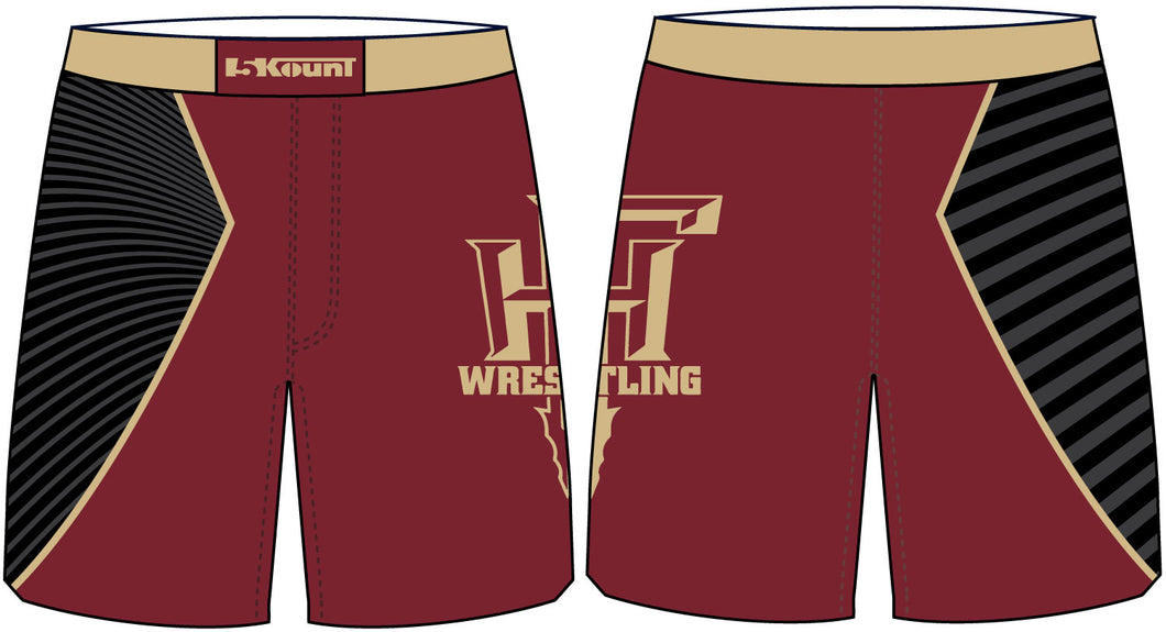 Florida Schools - Sublimated Fight Shorts