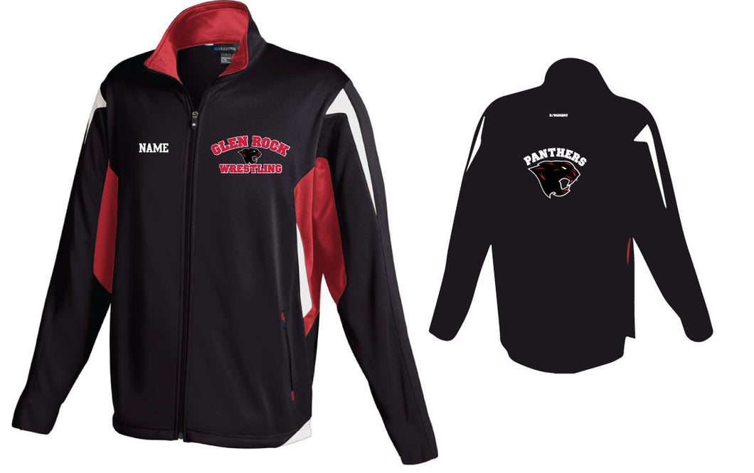 Glen Rock Wrestling Fullzip Jacket
