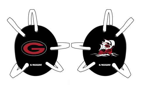 Guilderland Wrestling Headgear - 5KounT2018