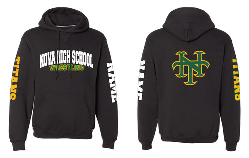 NHS Titans Russell Athletic Cotton Hoodie - 5KounT2018