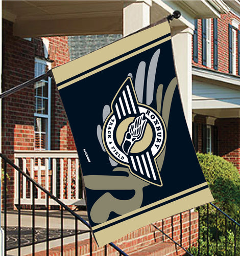 Roxbury Track & Field Sublimated House Flag - 5KounT