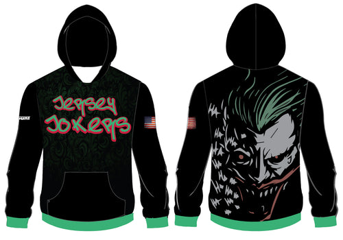 Jersey Jokers Sublimated Hoodie