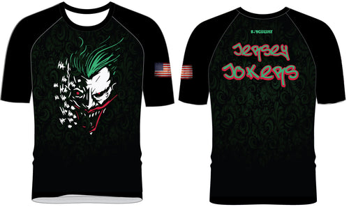 Jersey Jokers Sublimated Shirt - MANDATORY - 5KounT2018