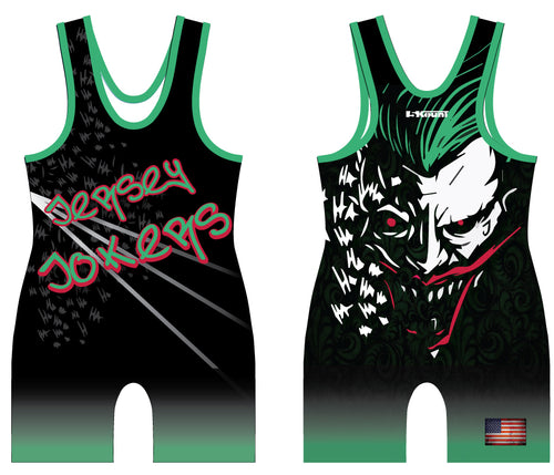 Jersey Jokers Sublimated Singlet - 5KounT2018
