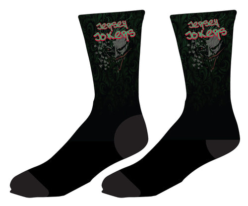 Jersey Jokers Sublimated Socks - 5KounT2018