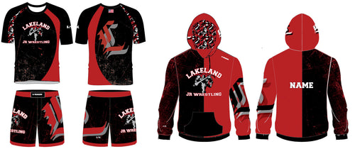 Lakeland Wrestling Uniform Package - 5KounT2018
