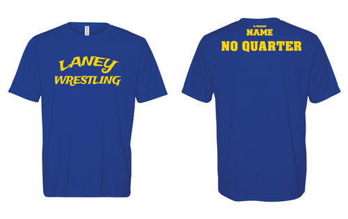 Laney Wrestling DryFit Performance Tee