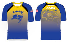 Laney Wrestling Sublimated Fight Shirt - 5KounT