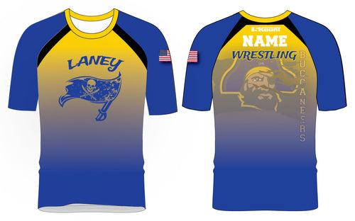 Laney Wrestling Sublimated Fight Shirt - 5KounT2018