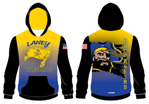 Laney Wrestling Sublimated Hoodie