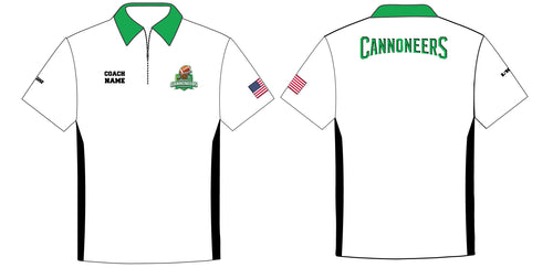 Cannoneers Football Sublimated Polo Shirt - Coach - 5KounT2018