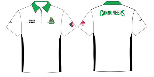 Cannoneers Cheer Sublimated Polo Shirt - Coach - 5KounT2018