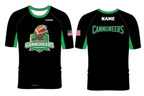 Cannoneers Football Sublimated Practice Shirt - 5KounT2018