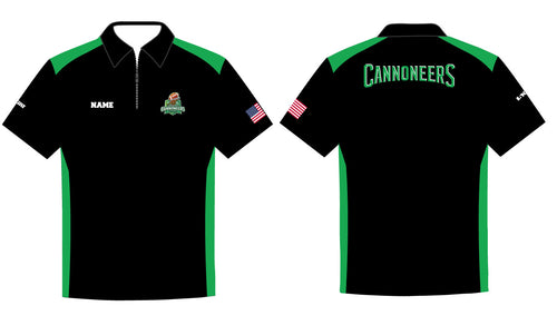 Cannoneers Football Sublimated Polo Shirt - 5KounT2018