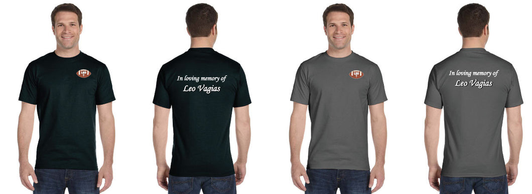 In loving memory of Leo Vagias - cotton tee