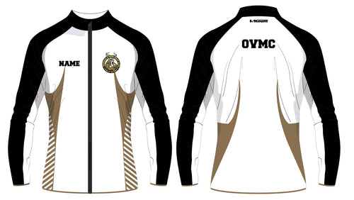 OVMC Sublimated WarmUp Full Zip Jacket