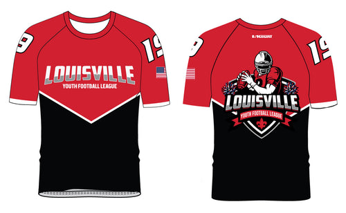 Louisville Football Sublimated Fight Shirt