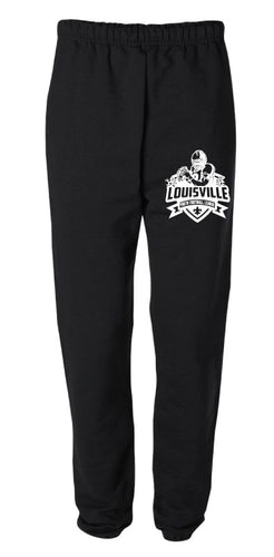 Louisville Football Cotton Sweatpants - 5KounT2018