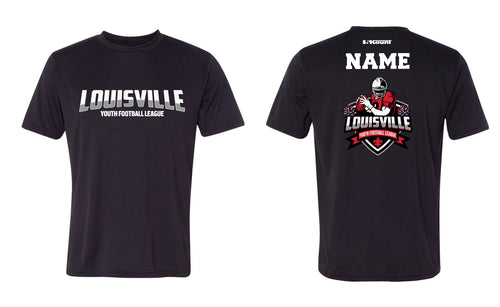 Louisville Football Dryfit Performance Tee