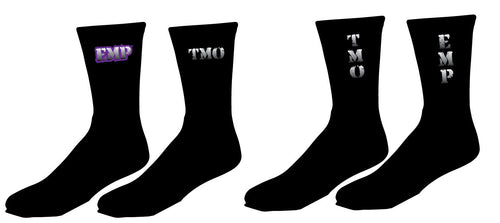 TMO Sublimated Socks