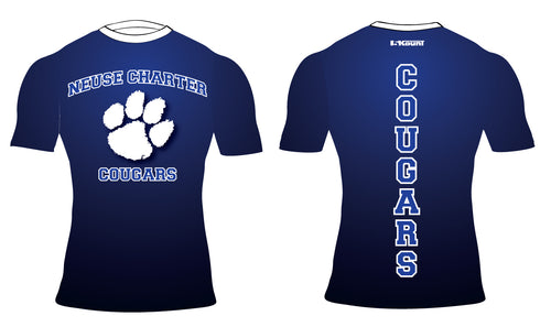 Neuse Wrestling Sublimated Compression Shirt