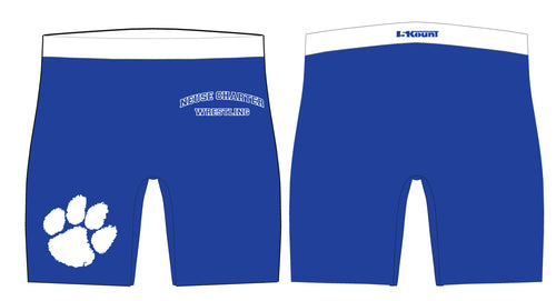 Neuse Wrestling Sublimated Compression Shorts