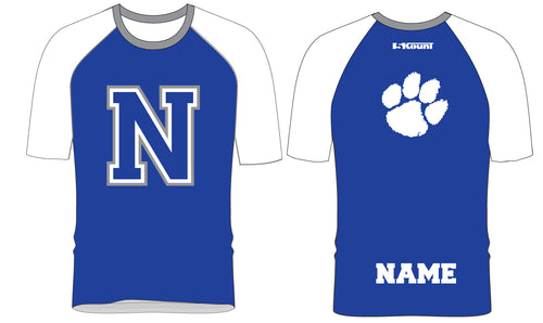 Neuse Wrestling Sublimated Fight Shirt