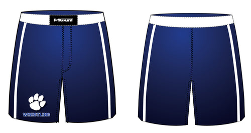 Neuse Wrestling Sublimated Fight Shorts