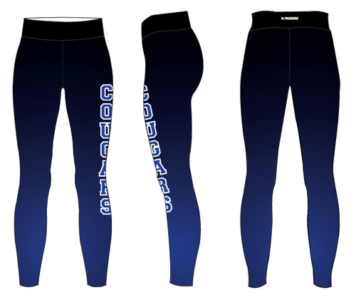 Neuse Wrestling Sublimated Ladies Legging