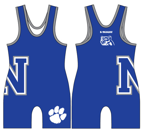 Neuse Wrestling Sublimated Singlet