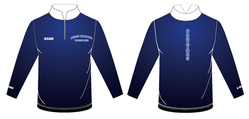Neuse Wrestling Sublimated Quarter Zip