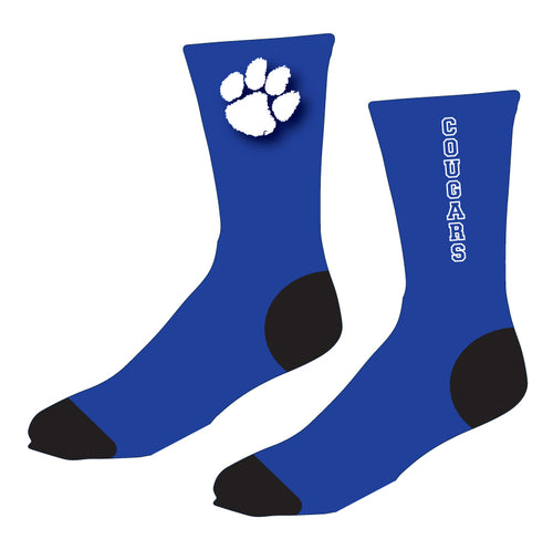 Neuse Wrestling Sublimated Socks