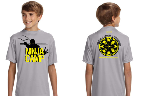 Ninja Camp 2016 - DryFit Performance Tee - 5KounT2018