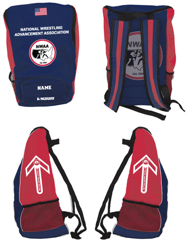 NWAA Sublimated Backpack
