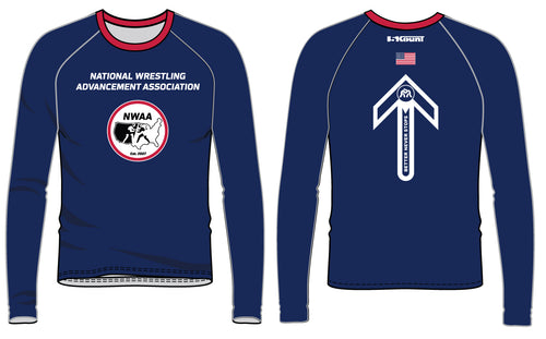 NWAA Sublimated Long Sleeve Shirt