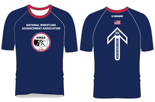 NWAA Sublimated Fight Shirt