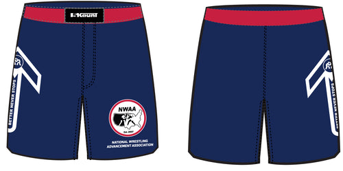 NWAA Sublimated Fight Shorts