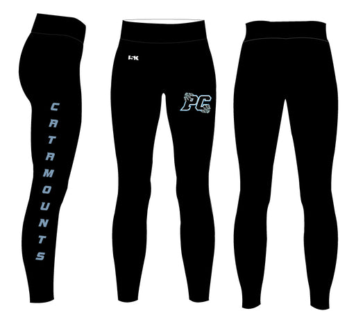Panther Creek Softball Sublimated Ladies Legging