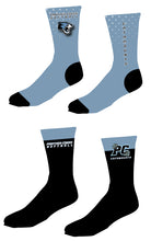 Panther Creek Softball Sublimated Socks