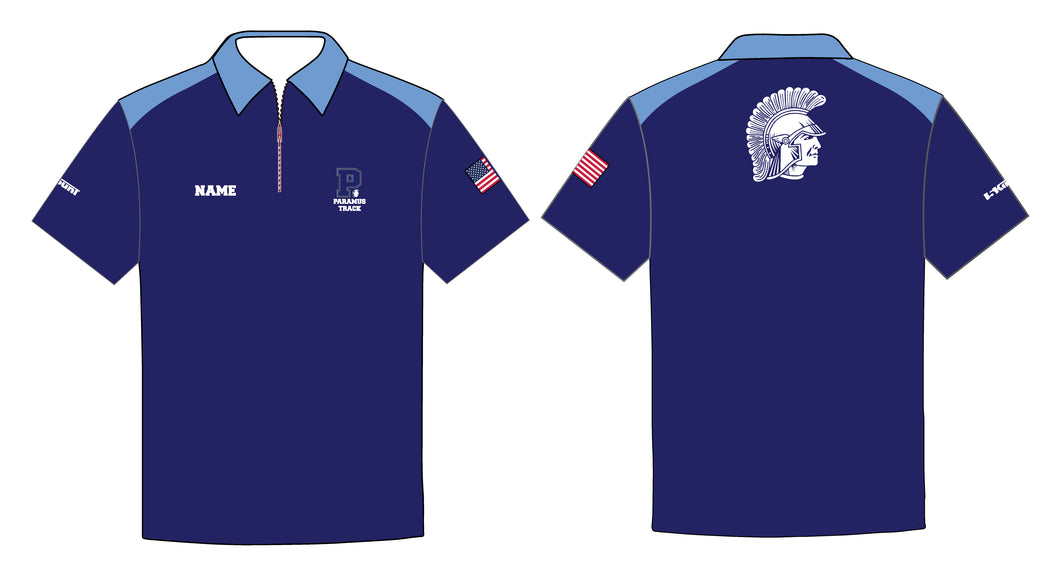 Paramus Track Sublimated Polo - 5KounT2018