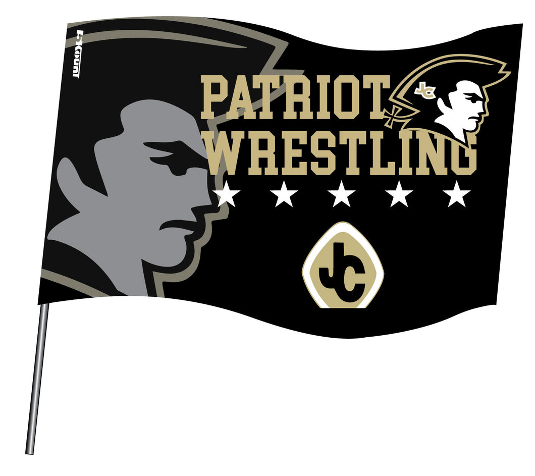Patriots Sublimated Flag